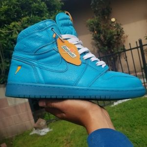 Jordan 1 Retro High 'Gatorade Blue Lagoon'